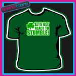 FUNNY IRISH ST PATRICKS DAY SLOGAN TSHIRT GREAT GIFT